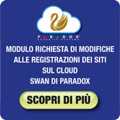 Modulo modifiche cloud swan